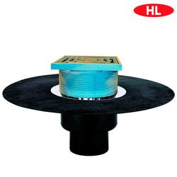 Кровельная воронка HL62BH/7 c гидроизоляционным полотном