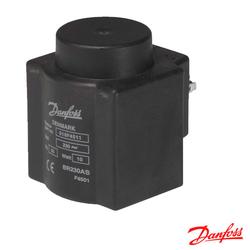 Danfoss BQ230AS Катушка для электромагнитных клапанов  EV 225 (018F4511)