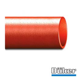 Труба чугунная канализационная Duker SML 3000 х 300 мм