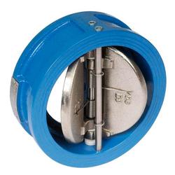 Клапан обратный межфланцевый двухстворчатый ДУ 50 Tecofi CB3448N-EP | PN 16