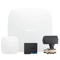 Цена - Стартовый комплект защиты от протечек воды Ajax Hub (белый) + Honeywell HAV 20
