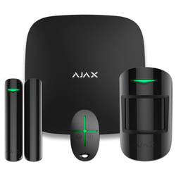 Комплект сигнализации Ajax StarterKit Plus Black (Черный)