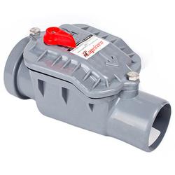 Обратный клапан для канализации 50 мм Capricorn | горизонтальный