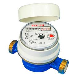 Счетчик холодной воды Baylan KK-12 Ду 15 | без штуцеров