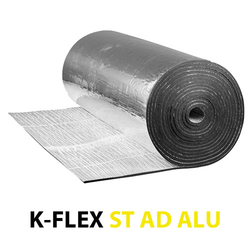 Рулонная теплоизоляция фольгированная K-Flex ST AD+ALU 19x1000-10