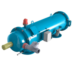 Промышленный фильтр механической очистки STF FILTROS FMA-4008-M-B DN 200 | 125 мкм