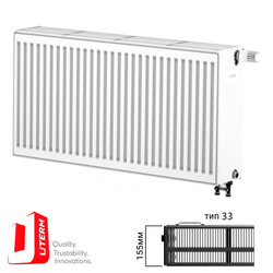 {[ru]:Радиатор стальной Uterm Ventil Compact Тип 33 500x1800 (нижнее подключение)