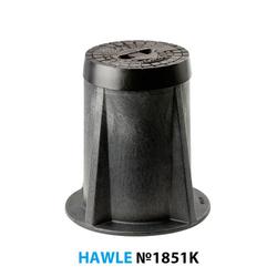 Ковер телескопический пластиковий Hawle 1851К для вентелей