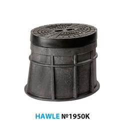 Ковер телескопический пластиковий Hawle 1950К для гидрантов