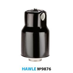 """Воздушный вантуз Hawle 9876 DN 2"""" PN6 - фото 1"""