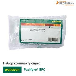Набор комплектующих для противопожарной манжеты Walraven Pacifyre EFC