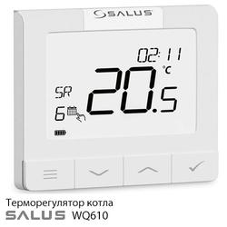 Терморегулятор котла Salus WQ610 с поддержкой OpenTherm