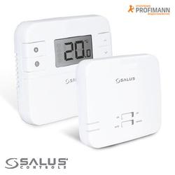 Цифровой суточный термостат SALUS RT310RF беспроводной (замена модели RT300RF)