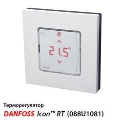 Danfoss Icon™ RT Беспроводной терморегулятор (088U1081)