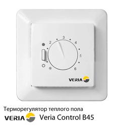 Veria Control B45 Терморегулятор теплого пола (189B4050)