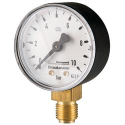 Honeywell М38К 10 бар Манометр для редуктора давления воды D04FM/D05FS