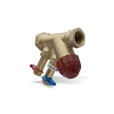 Комбинированный балансировочный клапан IMI TA TBV-C DN20