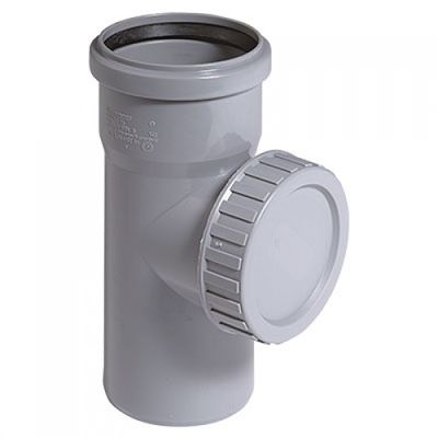 Ревизия для внутренней канализации Ostendorf HT внутренняя 110 мм