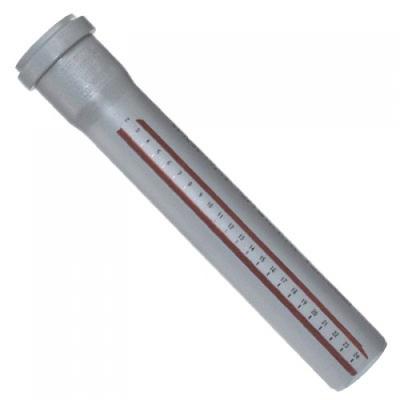 Труба для внутренней канализации 110 мм (0,75 м) Ostendorf HT