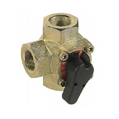 Клапан 3-ходовой поворотный Honeywell V5433G