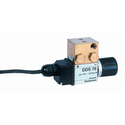 """Honeywell DDS76-1/2 Реле перепада давления для фильтров DN1/2""""-3/4"""""""