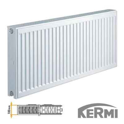 Стальной радиатор Kermi FKO Тип 22 300x1100 1404W (боковое подключение)