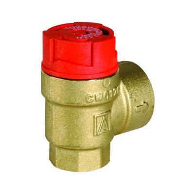 Фото Мембранный предохранительный клапан Honeywell SM110-1/2A2.0 для закрытых систем отопления