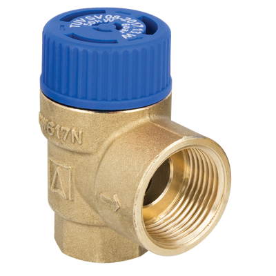 Мембранный предохранительный клапан Honeywell SM150-1/2B для закрытых систем питьевого водоснабжения