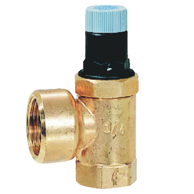 Мембранный предохранительный клапан Honeywell SM152-3/4AC для закрытых систем питьевого водоснабжения