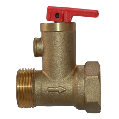 """Предохранительный клапан Afriso для бойлера с обратным клапаном 3/4""""х3/4"""""""
