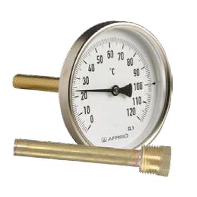 Термометр AFRISO тип BiTh 63 AX