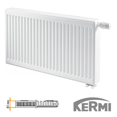 Стальной радиатор Kermi FTV Тип 11 400x700 663W (нижнее подключение)