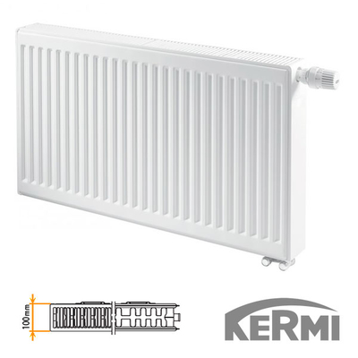 Стальной радиатор Kermi FTV Тип 22 600x900 2024W (нижнее подключение)