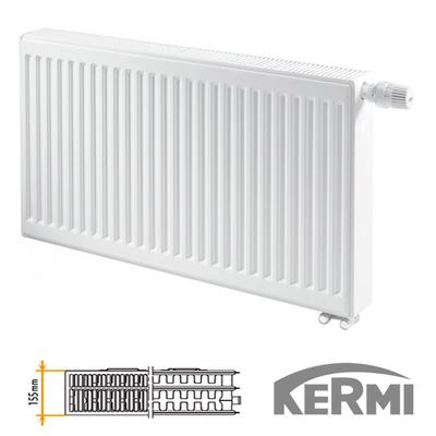 Стальной радиатор Kermi FTV Тип 33 500x500 1387W (нижнее подключение)