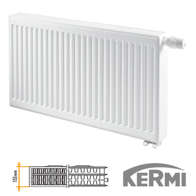 Стальной радиатор Kermi FTV Тип 33 900x400 1756W (нижнее подключение)