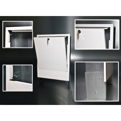 Шкаф коллекторный внутренний DJO UL WCB