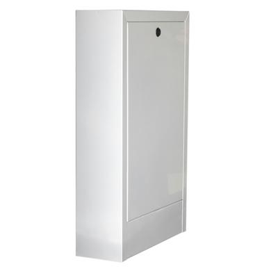 Шкафчик монтажный наружный DJOUL OMC-02 | 550x580x120