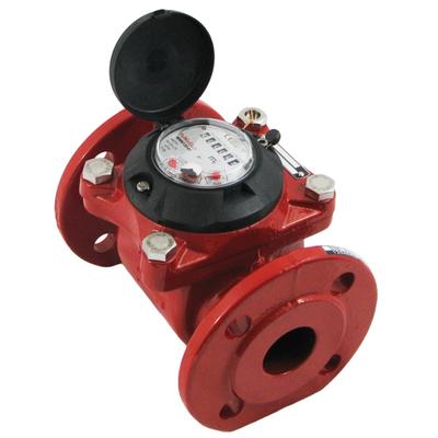 Турбинный счетчик воды Apator Powogaz MWN 130-50 ГВ
