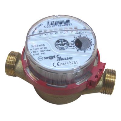 Счетчик горячей воды Apator Powogaz JS90-1,6 Smart C+ (Ду15)