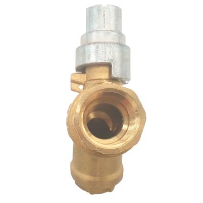 шаровый кран RIV 5114 Aqualink