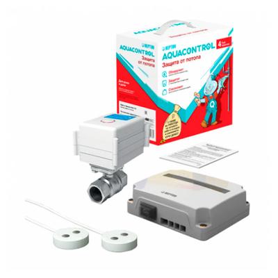 """Цена - Система контроля протечки воды Neptun Aquacontrol Light   1/2""""   проводная"""