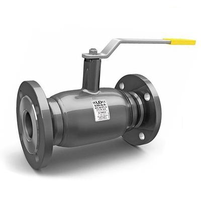 Кран шаровый стальной фланцевый LD ДУ 80 РУ 16 (полнопроходной)