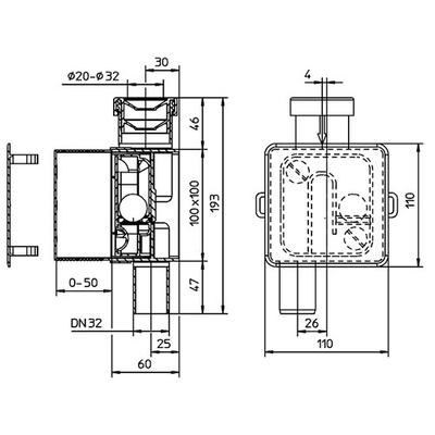 Сифон для кондиционеров HL138 - фото 3