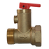 """Предохранительный клапан Afriso для бойлера с обратным клапаном 1/2""""х 1/2"""""""