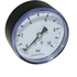 "Купить - Манометр для воды AFRISO тип RF 50 AX | 0-10 бар | 1/4"" | к.т. 2,5"