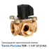 """Трехходовой смесительный клапан Tervix Pro Line TOR Rp 1 1/4"""", DN32 Kvs 16 (312142)"""