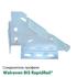 Трехгранный диагональный соединитель Walraven BIS RapidRail® для WM0-30 (6593010)