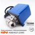 "Шаровый кран с электроприводом RIV Techno Professional 4500/4521, 220V, 1/2"""