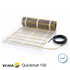 Нагревательный мат Veria Quickmat 150, 2 м2, 300 Вт, двухжильный (189B0162)